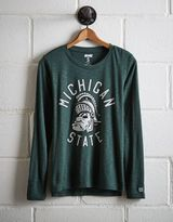 Tailgate Women's Michigan State Long Sleeve T-Shirt