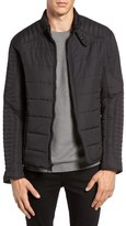 Andrew Marc York Water Resistant Quilted Moto Jacket