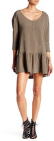 One Teaspoon Rango Flounced Dress