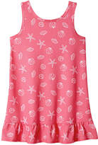 Joe Fresh Toddler Girls' Print Nightie, Pink (Size 4)