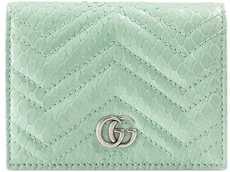 Gucci GG Marmont bifold wallet