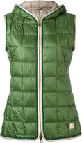 Fay padded vest - women - Feather Down/Polyamide/Polyester/Polyurethane - S