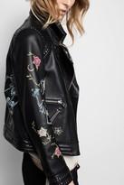 Zadig & Voltaire Kawai Tattoo Deluxe Jacket