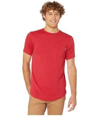 Fairplay FAIRPLAY Glen E2 - Short Sleeve Knit (Cardinal) Men's Clothing