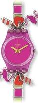 Swatch Women's Originals LP139G Stainless-Steel Swiss Quartz Watch