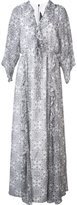 Thomas Wylde 'Funk' dress - women - Silk - XS
