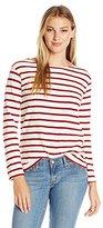 Levi's Women's Long Sleeve Sailor Shirt