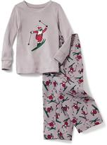 Old Navy Graphic Sleep Set for Toddler & Baby