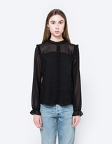Sofie Ruffled Blouse