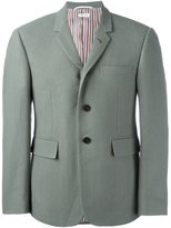 Thom Browne buttoned suit jacket