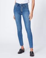 Paige MARGOT SKINNY FRAYED FLY-BELMOORE