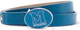 M Missoni Leather belt
