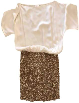 Parker Gold Dress for Women