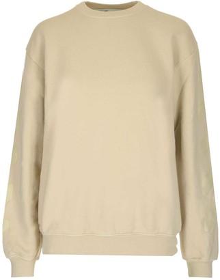 Off-White Diagonal Crewneck Sweatshirt