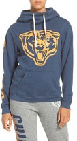 Junk Food Clothing Women's 'Chicago Bears' Cotton Blend Hoodie