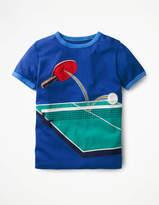 Boden Tipped Sports T-shirt