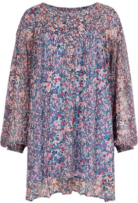 Isabel Marant Orion floral-print silk-georgette mini dress