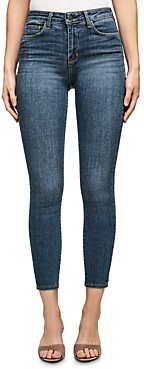 L'Agence Margot High-Rise Skinny Jeans in New Vintage
