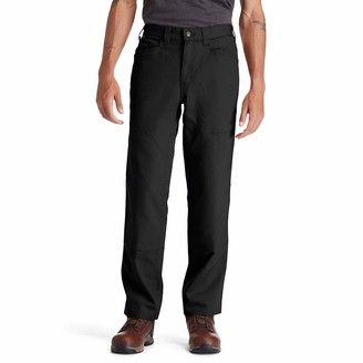 Timberland Men's Big & Tall 8 Series Utility Pant with Knee Overlay