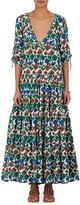 Warm Women's Latitude Tiered Cotton Maxi Dress