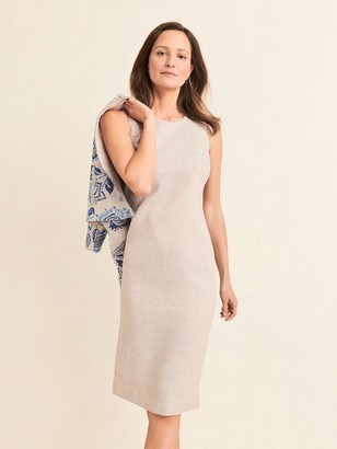 J.Mclaughlin Xandra Linen Dress
