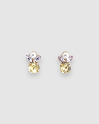 Peter Lang - Women's Stud Earrings - Ange Earrings - Size One Size at The Iconic