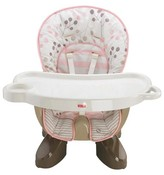 Fisher-Price SpaceSaver High Chair - Berry