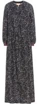 Roksanda Savernake Printed Silk Dress