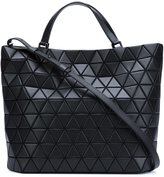 Bao Bao Issey Miyake medium 'Crystal' tote - women - Calf Leather/Polyester/Polyurethane/Brass - One Size
