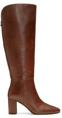 Aerosoles Nik Of Time Knee-High Leather Boots