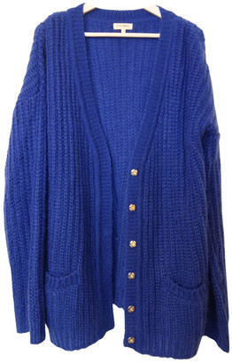 Roseanna Blue Wool Knitwear