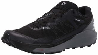 Salomon Men's SENSE RIDE 3 GTX Invisible Fit Trail Running Shoe