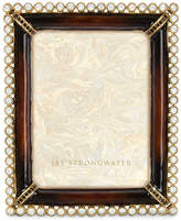 "Jay Strongwater Stone Edge 3"" x 4"" Frame"