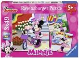 Ravensburger Disney Junior Minnie Mouse: Beautiful Minnie Mouse Puzzles - Set of 3
