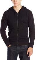 G Star Men's Salvos Hooded Sweater Vest In Vancouver Sweat