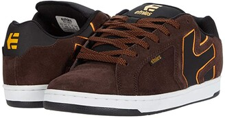 Etnies Fader 2 (Black/Grey/Royal) Men's Skate Shoes