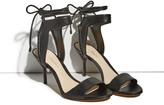 3.1 Phillip Lim Kiddie ankle lace sandal