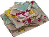 Pip Studio Floral Fantasy Towel - Khaki - Hand Towel