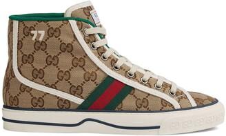 Gucci Women's Tennis 1977 high top sneaker