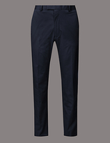 Autograph Slim Fit Sateen Rich Chinos