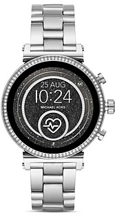 Michael Kors Sofie 2.0 Touchscreen Smartwatch, 51mm