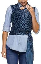 Moby Wrap Petunia Pickle Bottom® for Mazes of Milano Baby Carrier in Indigo