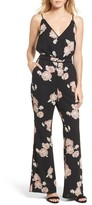 Cupcakes And Cashmere Women's Felissa Strappy Jumpsuit
