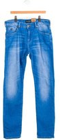 Scotch Shrunk Boys' Mid-Rise Straight-Leg Jeans w/ Tags
