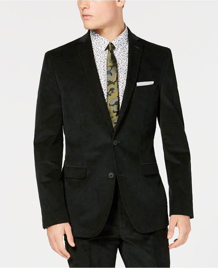 Bar III Men Slim-Fit Stretch Corduroy Sport Coat