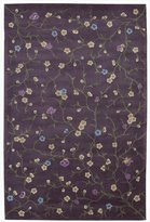 Nourison JL27 Julian Rectangle Rug, 5.3 by 8.3-Inch