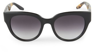 Barton Perreira Syrinx 53MM Cat Eye Sunglasses