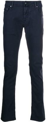 Jacob Cohen Comfort-Fit Trousers