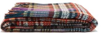 Missoni Home Whitaker Checked Wool-blend Blanket - Multi