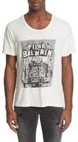Pierre Balmain 'Party' Graphic T-Shirt